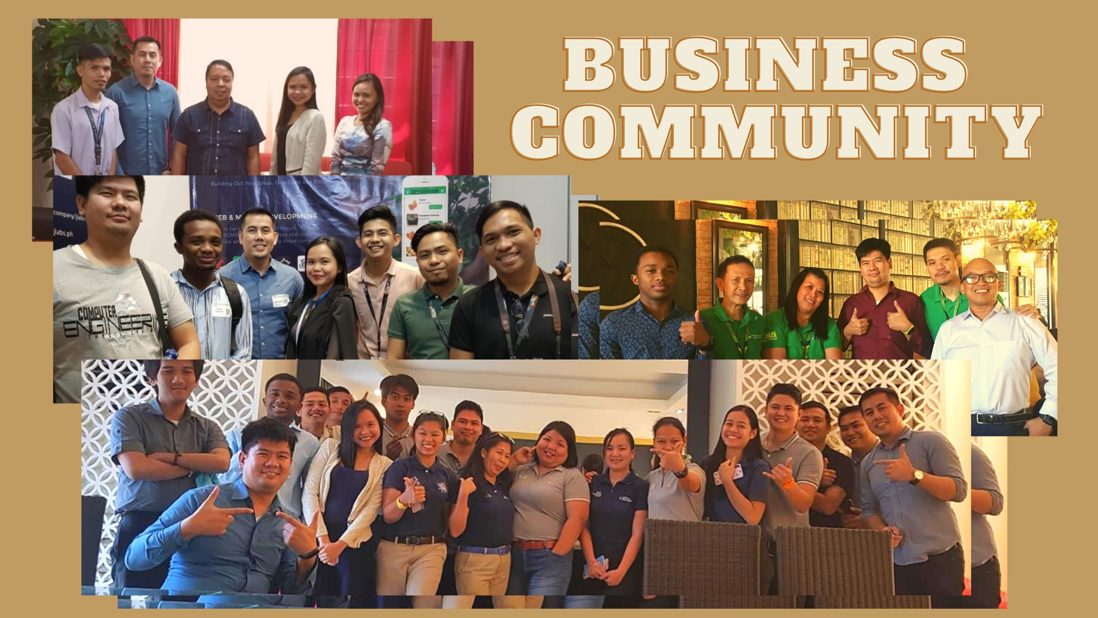 Our Business Community