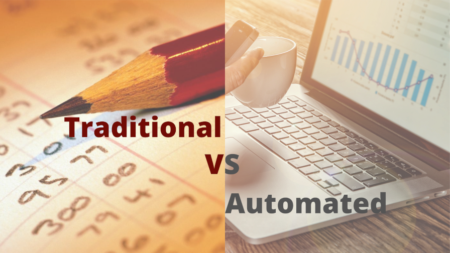 Traditional Accounting VS Computerized Accounting