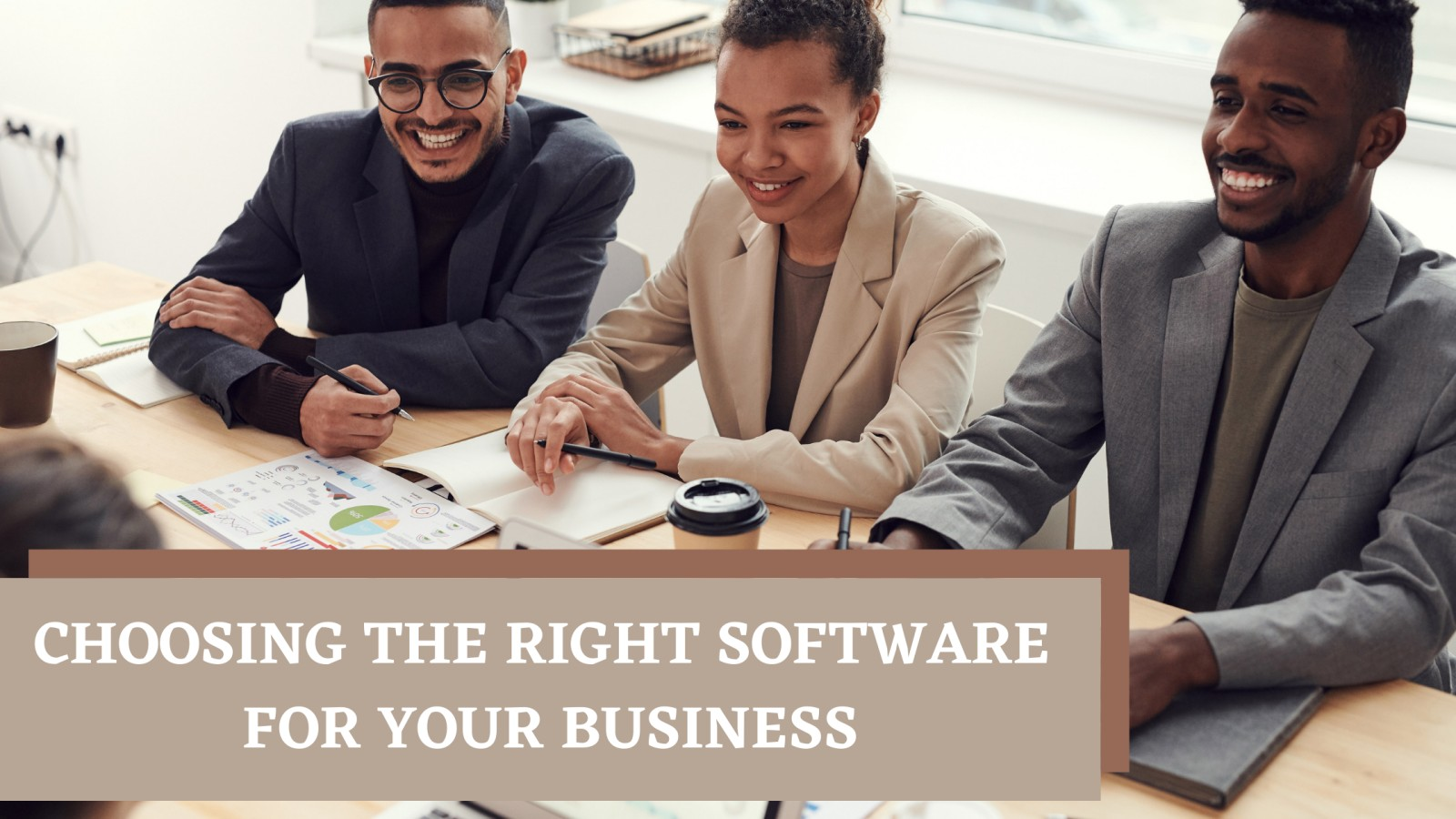 Choosing the Right Software For Your Business