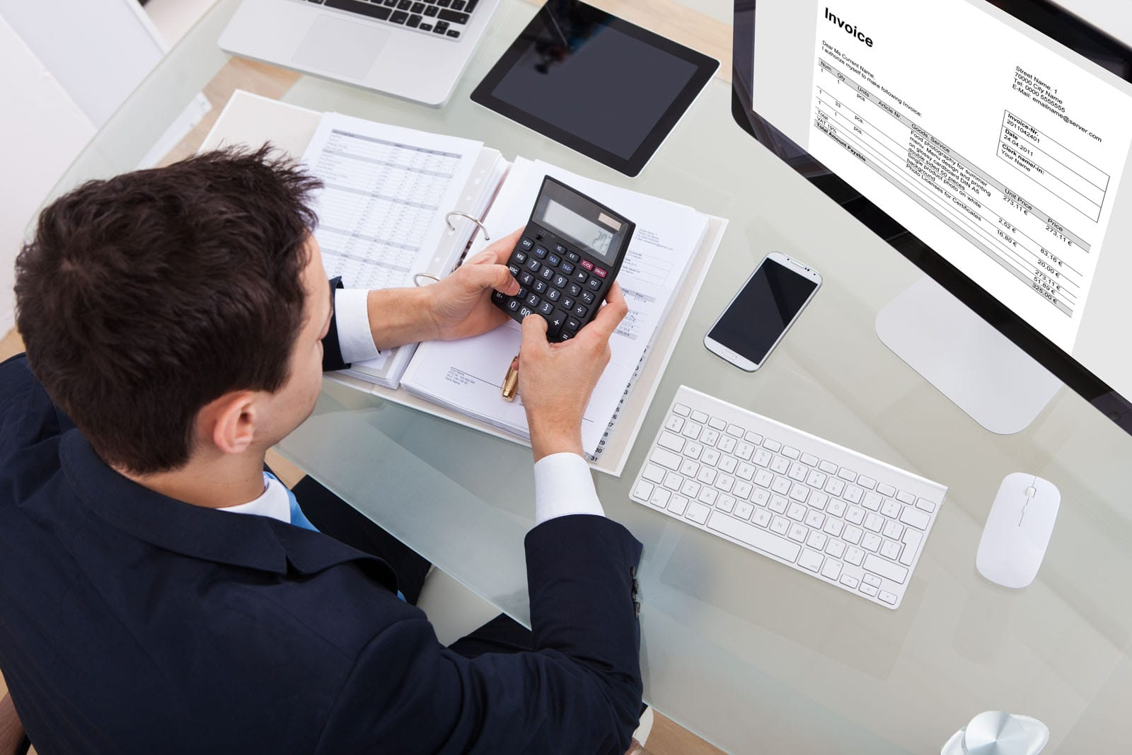 The Advantages of Payroll Software